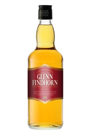GLENfindhorn mockup